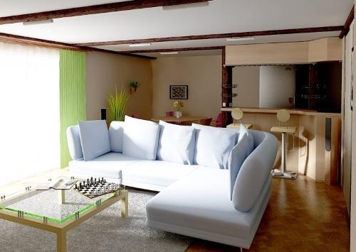 Как перепланировать однокомнатную квартиру? Фото 3