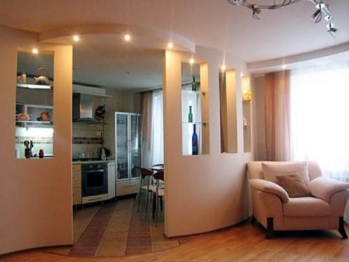 Как перепланировать однокомнатную квартиру? Фото 6