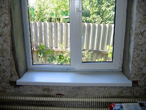 Как самому вставить пластиковое окно?