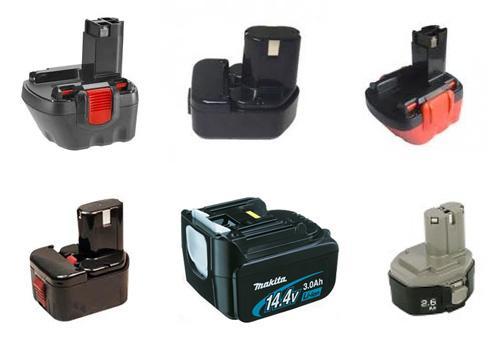 Какой аккумулятор выбрать для шуруповерта?