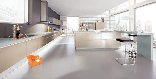 Кухни в стиле хай-тек. Фото 11