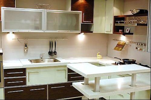 Кухни в стиле хай-тек. Фото 9