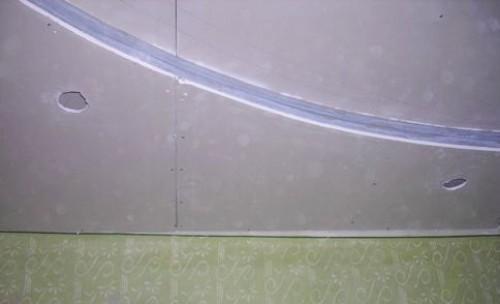 Обшивка второго уровня потолка гипсокартоном