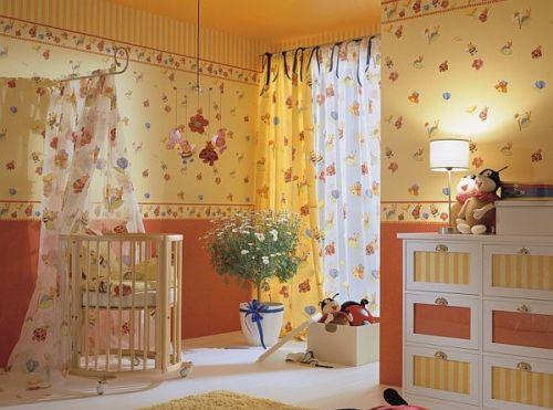 Обои для детской комнаты. Фото 5
