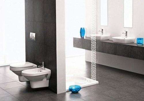 Плитка для пола ванной комнаты. Фото 4