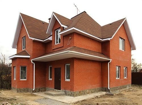 Сколько стоит построить кирпичный дом?