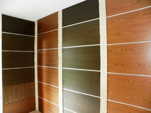 Виды стеновых панелей для коридора