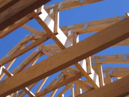 Усадка деревянных конструкций