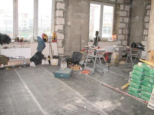 Капитальный ремонт – меняем дизайн и конструкцию помещения