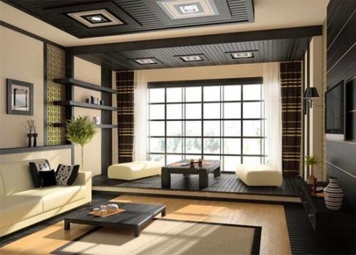 Японский стиль в интерьере и его особенности