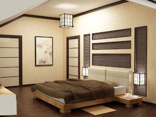 Японский стиль в интерьере. Фото 4