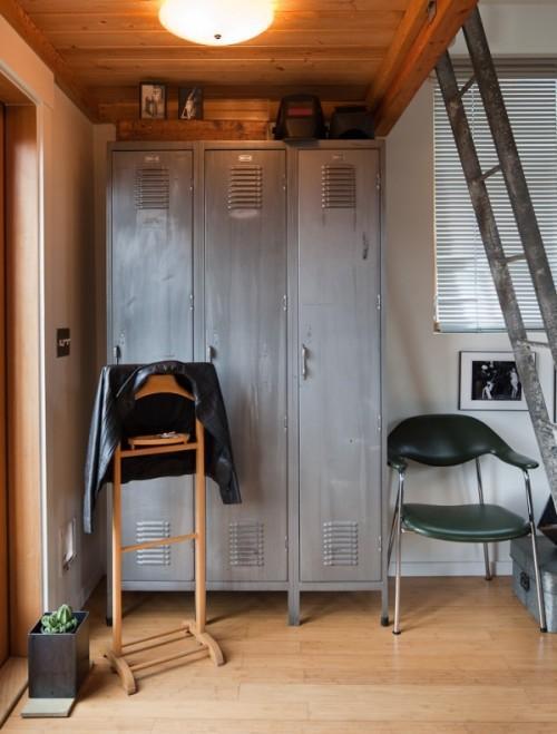 Шкаф в гараже