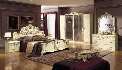 Английский стиль в интерьере спальни. Фото