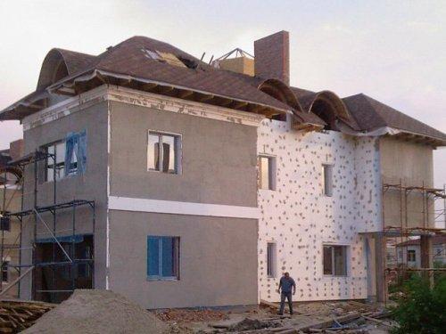 Чем утеплить загородный дом?