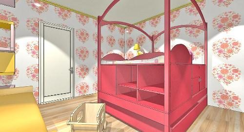 Дизайн детской комнаты для новорожденного. Фото