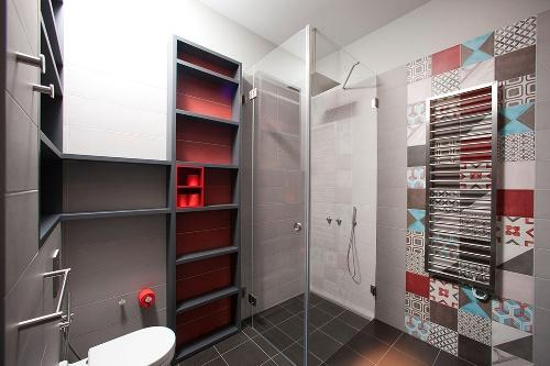 Дизайн интерьера квартиры студии. Фото 10