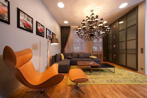 Дизайн интерьера квартиры студии. Фото 4