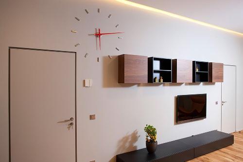 Дизайн интерьера квартиры студии. Фото 7