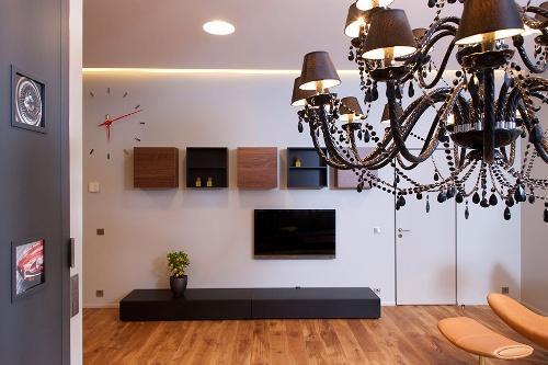 Дизайн интерьера квартиры студии. Фото 8