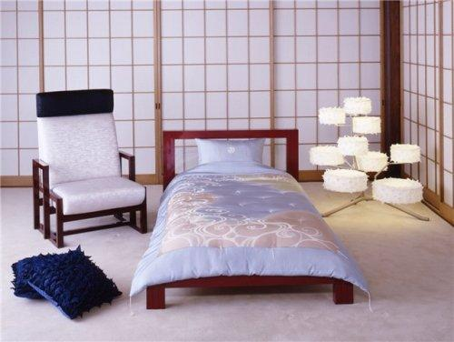 Дизайн интерьера в японском стиле. Фото 8