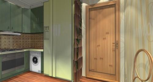 Дизайн кухни 9 кв м. Фото 5