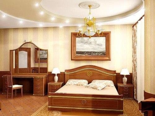 Дизайн потолков спален. Фото 10