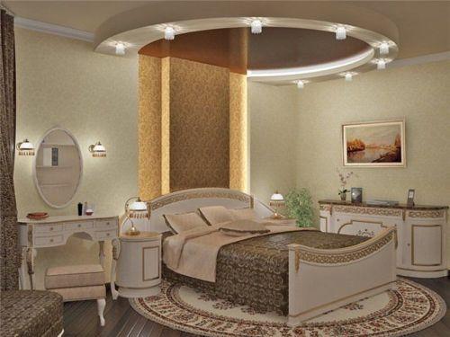 Дизайн потолков спален. Фото 11