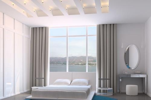 Дизайн потолков спален. Фото 4