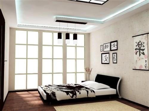 Дизайн потолков спален. Фото 5
