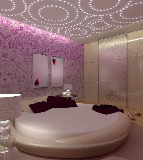 Дизайн потолков спален. Фото 6