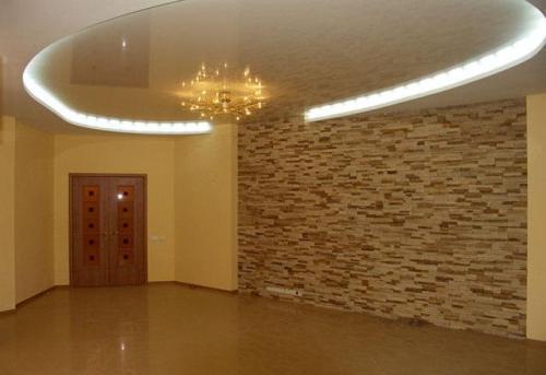 Дизайн потолков в квартире. Фото 12