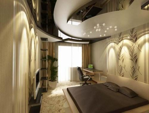 Дизайн потолков в квартире. Фото 5