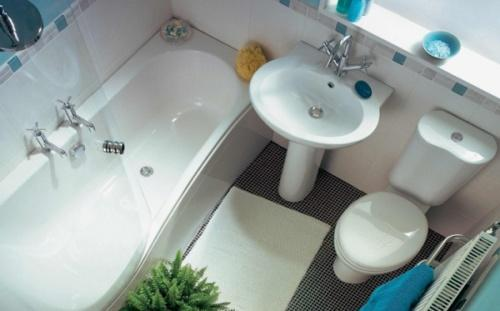 Дизайн ванной комнаты в хрущевке. Фото 2