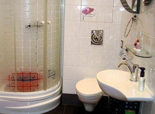 Дизайн ванной комнаты в хрущевке. Фото 3