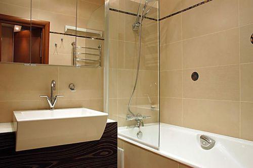 Дизайн ванной комнаты в хрущевке. Фото 4