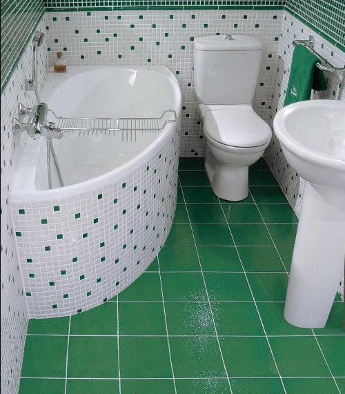 Дизайн ванной комнаты в хрущевке. Фото 6