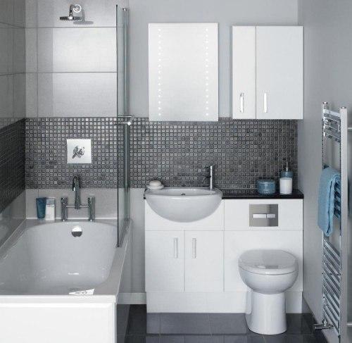 Дизайн ванной комнаты в хрущевке. Фото 8