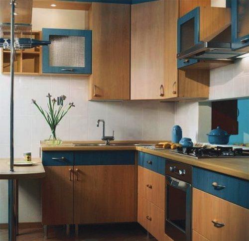Фото кухни 6 кв. м - 3