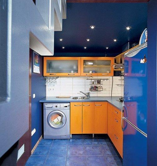 Фото кухни 6 кв. м - 4