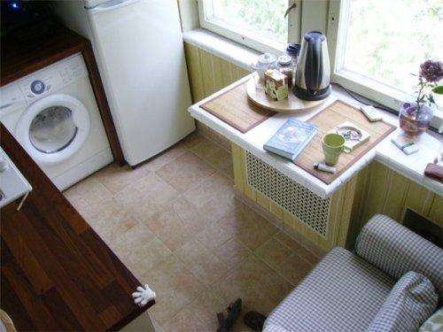 Фото кухни 6 кв. м - 8