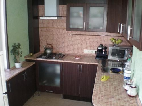 Фото кухни 6 кв. м