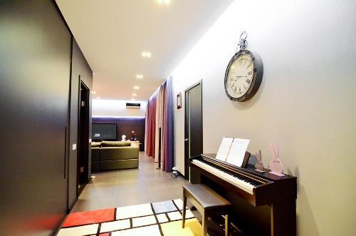 Интерьер трехкомнатной квартиры. Фото 3