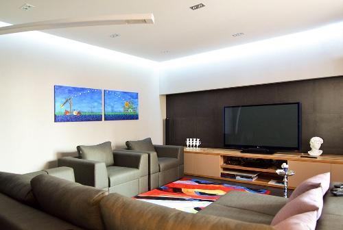 Интерьер трехкомнатной квартиры. Фото 4