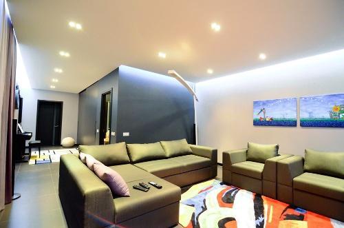 Интерьер трехкомнатной квартиры. Фото 5