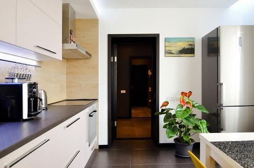 Интерьер трехкомнатной квартиры. Фото 8