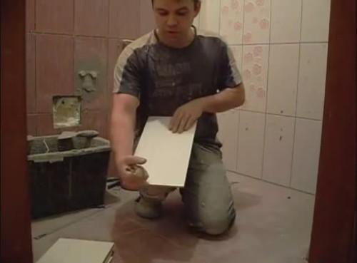 Как и чем резать керамическую плитку?