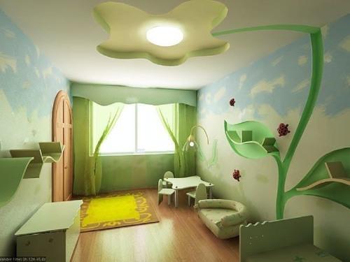 Как обустроить детскую комнату. Фото 10