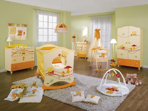 Как обустроить детскую комнату. Фото 12