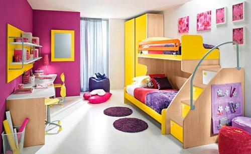 Как обустроить детскую комнату. Фото 14