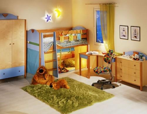 Как обустроить детскую комнату. Фото 8